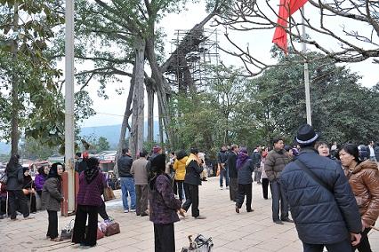 Tây Thiên cái nôi của Phật giáo Việt Nam